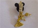 Disney Trading Pin 7922 Beauty and the Beast Core Pins (Lumiere)