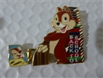 Disney Trading Pin 79253 DSF - Back to School Chip with Backpack
