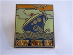 Disney Trading Pins 7937 DCL Mosaic Ship Logo Pin
