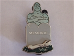 Disney Trading Pin 79418 The Haunted Mansion® Attraction - Tombstone Mystery Set (Executioner ONLY)