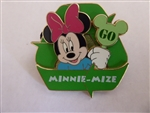 Disney Trading Pin 79444: Go Green - Mystery Series (Minnie ONLY)