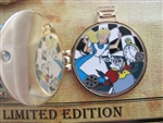 Disney Trading Pin 79461: Walt's Classic Collection - Alice in Wonderland (Pocketwatch ONLY)