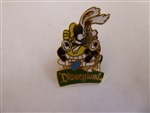 Disney Trading Pin 796 DLR - Roger Rabbit in Benny the Cab