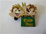 Disney Trading Pin  79705 DEC - Chip and Dale
