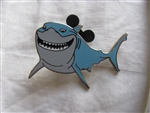 Disney Trading Pins 79721: Bruce - Shark from Finding Nemo