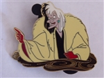 Disney Trading Pin  79966 DisneyStore.com - Halloween 2010 Villains Mystery Set - Cruella de Vil Only