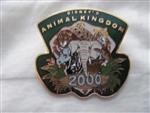 Disney Trading Pin 8 Disney's Animal Kingdom - 2000