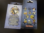 Disney Trading Pins  80014 Mystery Collection - Tim Burton's The Nightmare Before Christmas