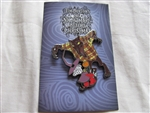 Disney Trading Pins 80024: Mystery Collection - Tim Burton's The Nightmare Before Christmas - Wolfman and Shock