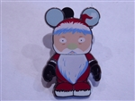 Disney Trading Pin Vinylmation Collectors Set - Nightmare Before Christmas - Sandy Claws