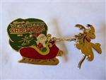 Disney Trading Pin  80744 WDW - Mickey's Very Merry Christmas Party 2010 - Collectors Set - Completer Pin Artist Proof