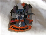 Disney Trading Pin 80876: DSF - Thanksgiving 2010 - Stitch