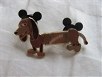 Disney Trading Pin 80971: Toy Story - Slinky Dog