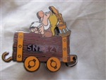 Disney Trading Pins 8114: DS - 100 Years of Dreams - #61 Sneezy 1937