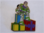 Disney Trading Pin 81299 DisneyStore.com - Christmas 2010 Advent Set #2 - Buzz Lightyear Only