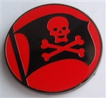 Disney Trading Pins 2011 Park Icons - Mini-Pin Collection - Pirates Flag