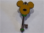 Disney Trading Pins  81463 WDW - PWP Key Collection - Pluto