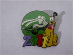 Disney Trading Pins Mystery Collection - Dated 2011 - Pluto