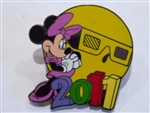 Disney Trading Pin 81598 Mystery Collection - Dated 2011 - Minnie Mouse ONLY