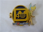Disney Trading Pin 81767 WDW - 40 Years of Magic - Walt