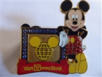Disney Trading Pin 81769: WDW - 40 Years of Magic - Jewel Mickey