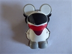 Disney Trading Pin Vinylmation 3D Pins - Monorail Red