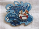 Disney Trading Pin 81992: DCL - Disney Dream - AquaDuck