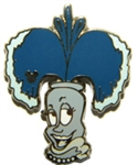 Disney Trading Pin World Of Color Fountain Collection - 'Flower Spout'