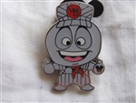 Disney Trading Pin 82352: DLR/WDW - 2011 Hidden Mickey Series - Deebees Collection - Conductee