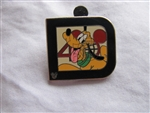 Disney Trading Pin 82381: WDW - 2011 Hidden Mickey Series - Classic 'D' Collection - Pluto