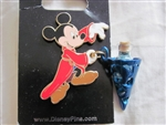 Disney Trading Pins 82587: Sorcerer Mickey - Vial of Magic Dust