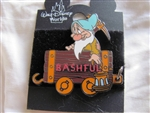 Disney Trading Pin 8270: DS - 100 Years of Dreams - #69 Bashful 1937