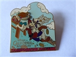 Disney Trading Pin  8309 DCA Thanksgiving 2001 Goofy and Turkey Slider