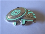 Disney Trading Pin  83271 DLR - Sci-Fi Academy - Framed Set - Commander Mickey's Sci-Fi Adventures - Tron Helmet With Identity Disk Only
