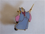 Disney Trading Pin 833 Magical Moments -- Fairy Godmother