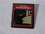 Disney Trading Pin  83303 DLR - Sci-Fi Academy - Penny Arcade Mystery Collection - Video Games - The Rocketeer Only