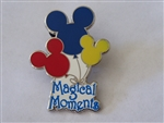 Disney Trading Pin 83526 WDSB - Cast Member Magical Moments Mickey Balloons (One Pin Only)
