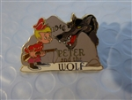 Disney Trading Pin  8355 100 Years of Dreams #84 Peter and the Wolf