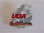 Disney Trading Pin   83595 UDA at Walt Disney World 2009