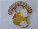 Disney Trading Pin  8360 Japan Disney Store 'HOLIDAY PARTY' Sleepin Pooh