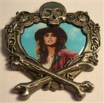 Disney Trading Pin Pirates of the Caribbean: On Stranger Tides - Booster Collection - Angelica Only