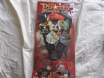 Disney Trading Pin 83682: Disney Pirates Starter Set