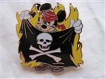 Disney Trading Pins 83683: Disney Pirates Starter Set - Mickey Only