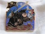 Disney Trading Pin 83686: Disney Pirates Starter Set - Pete and Mickey