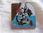 Disney Trading Pin 83695: Disney Pirates Mystery Box Set -Pirate Goofy Only