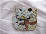 Disney Trading Pins 83697 Disney Pirates Mystery Box Set - Donald as Will Turner Only