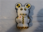 Disney Trading Pin Vinylmation 3D Pins - Test Track