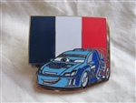 Disney Trading Pin 83768: Disney-Pixar Cars 2 Mystery Collection - Raoul Caroule France Only