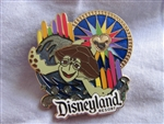 Disney Trading Pin 83773: DLR - Disney Rewards - VISA Cards from Chase - World of Color - Crush