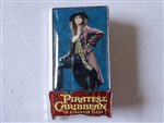 Disney Trading Pin  84395 DSF - POTC4 Character Portraits - Angelica